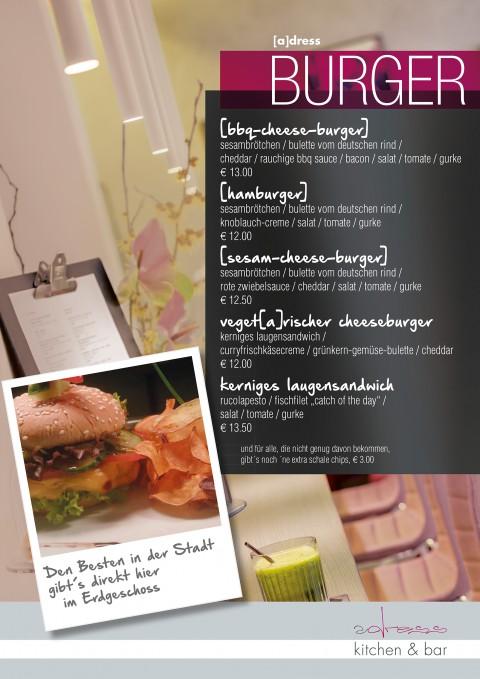 INDIGO Burger Plakat A3.indd